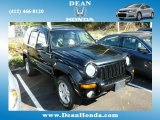 2002 Black Jeep Liberty Limited 4x4 #86260746