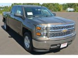 2014 Brownstone Metallic Chevrolet Silverado 1500 LT Crew Cab #86260696