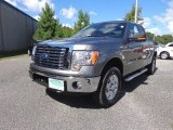 2011 Sterling Grey Metallic Ford F150 FX4 SuperCab 4x4 #86260543