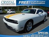 2013 Bright White Dodge Challenger SXT Plus #86260728