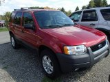 2003 Redfire Metallic Ford Escape XLT V6 4WD #86280489