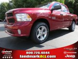2014 Deep Cherry Red Crystal Pearl Ram 1500 Express Crew Cab #86283774