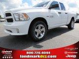 2014 Bright White Ram 1500 Express Quad Cab #86283772