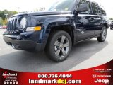 2014 True Blue Pearl Jeep Patriot Freedom Edition #86283769