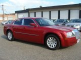 2008 Inferno Red Crystal Pearl Chrysler 300 LX #86284055