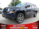2014 True Blue Pearl Jeep Patriot Freedom Edition #86283763