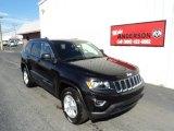 2014 Brilliant Black Crystal Pearl Jeep Grand Cherokee Laredo 4x4 #86284052
