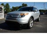 2013 Ingot Silver Metallic Ford Explorer Limited #86283895