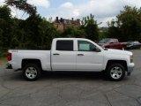 2014 Summit White Chevrolet Silverado 1500 LT Z71 Crew Cab 4x4 #86283719