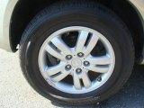 Hyundai Tucson 2008 Wheels and Tires
