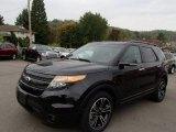 2014 Tuxedo Black Ford Explorer Sport 4WD #86283990