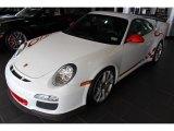 2011 Porsche 911 Carrara White/Guards Red