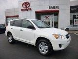 2011 Super White Toyota RAV4 I4 4WD #86284033