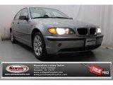 2004 Silver Grey Metallic BMW 3 Series 325xi Sedan #86283874