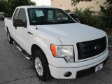 2010 Oxford White Ford F150 STX SuperCab #86283693