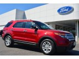 2014 Ruby Red Ford Explorer XLT #86283805