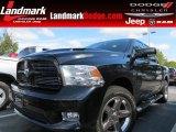 2012 Black Dodge Ram 1500 Sport Crew Cab #86283801