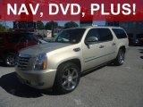 2007 Gold Mist Cadillac Escalade ESV AWD #86283638