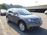 2014 Polished Metal Metallic Honda CR-V EX-L AWD #86314487