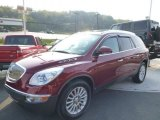 2009 Red Jewel Tintcoat Buick Enclave CXL AWD #86314403