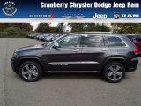 2014 Granite Crystal Metallic Jeep Grand Cherokee Overland 4x4 #86314228
