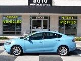 2013 Laguna Blue Dodge Dart SXT #86314398