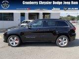 2014 Brilliant Black Crystal Pearl Jeep Grand Cherokee SRT 4x4 #86314227