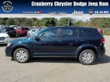 2014 Fathom Blue Pearl Dodge Journey Amercian Value Package #86314222
