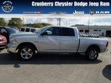 2014 Bright Silver Metallic Ram 1500 Big Horn Crew Cab 4x4 #86314220