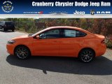 2013 Header Orange Dodge Dart Rallye #86314218