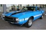 1970 Ford Mustang Grabber Blue