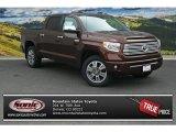 2014 Sunset Bronze Mica Toyota Tundra Platinum Crewmax 4x4 #86314047