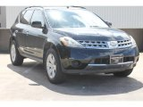 2007 Super Black Nissan Murano S #86314548