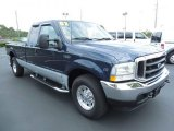 2002 Ford F250 Super Duty True Blue Metallic