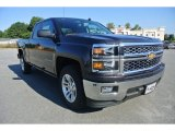 2014 Tungsten Metallic Chevrolet Silverado 1500 LT Double Cab #86314455