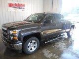 2014 Tungsten Metallic Chevrolet Silverado 1500 LT Crew Cab 4x4 #86314621