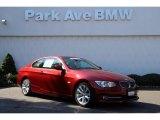 2013 Vermillion Red Metallic BMW 3 Series 328i Coupe #86314125