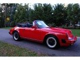 1986 Porsche 911 Guards Red