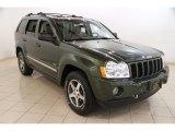 2006 Jeep Green Metallic Jeep Grand Cherokee Laredo 4x4 #86314439