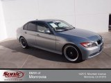 2006 Silver Grey Metallic BMW 3 Series 325i Sedan #86314350