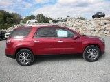 2013 Crystal Red Tintcoat GMC Acadia SLT AWD #86314516