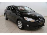 2012 Black Ford Focus SE 5-Door #86314431