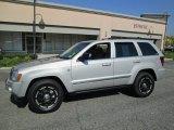2006 Light Graystone Pearl Jeep Grand Cherokee Limited 4x4 #86314514