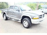 2004 Graphite Metallic Dodge Dakota SLT Quad Cab 4x4 #86314426