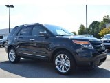 2014 Tuxedo Black Ford Explorer Limited 4WD #86314258