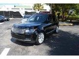 2013 Barolo Black Metallic Land Rover Range Rover Supercharged LR V8 #86314425