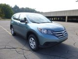 2014 Mountain Air Metallic Honda CR-V LX AWD #86314490