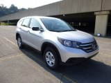 2014 Alabaster Silver Metallic Honda CR-V LX AWD #86314489