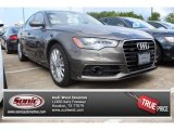 2014 Dakota Gray Metallic Audi A6 3.0T quattro Sedan #86354255