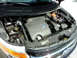 2012 Ford Explorer Engines
